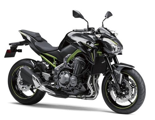 Kawasaki  900cc. Z900 0km Año 2019 Nacked Calle 999 Motos