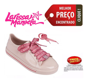 Tênis Larissa Manoela 21893 Fashion Full Rosa