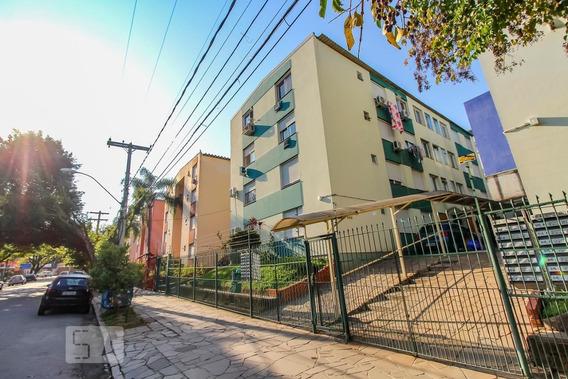 Apartamento No 3º Andar Com 1 Dormitório - Id: 892951950 - 251950