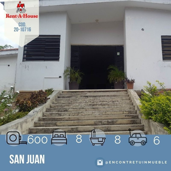 Casa Venta San Juan Urb.antonio Miguel Martínez 20-10716 Scp