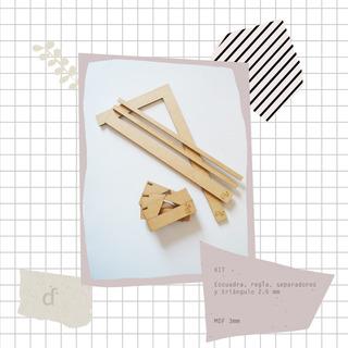 Kit De Herramientas Para Encuadernación