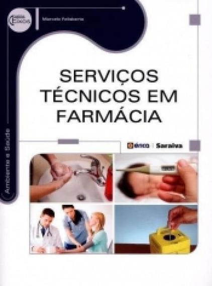 Servicos Tecnicos Em Farmacia - Erica