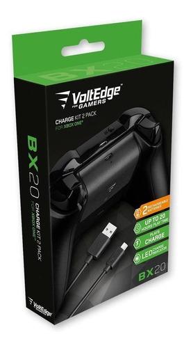 Baterías Recargables Para Control De Xbox One Voltedge Bx20