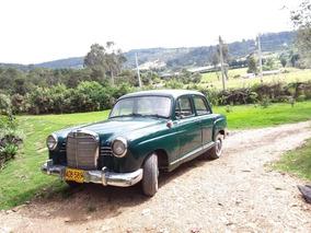 Mercedes-benz Antiguo Cedan