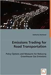Opciones De Comercio De Emisiones Para La Politica De Transp