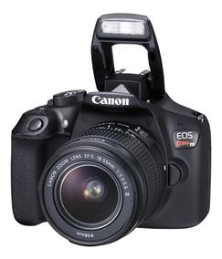 Câmera Digital Canon Eos Rebel T6 18mp