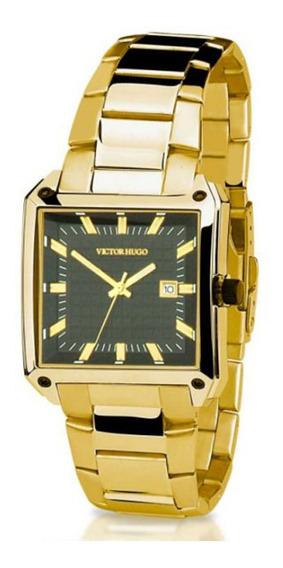 Relógio Victor Hugo Feminino - Vh10031gsg/02m