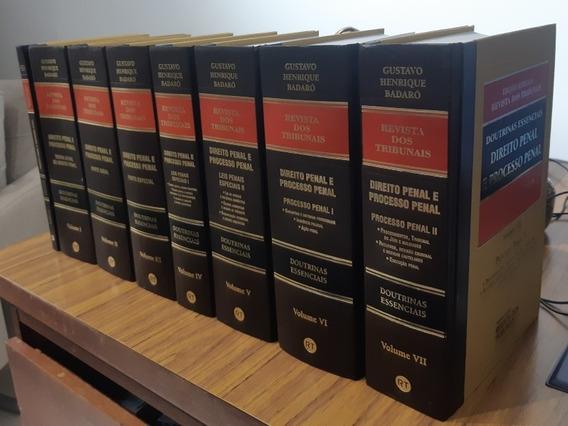 Coleção Doutrinas Essenciais De Dto. Penal E Processo Penal