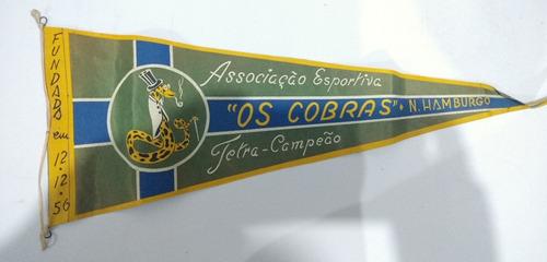 Flamula Associação Esportiva Os Cobras Novo Hamburgo-rs