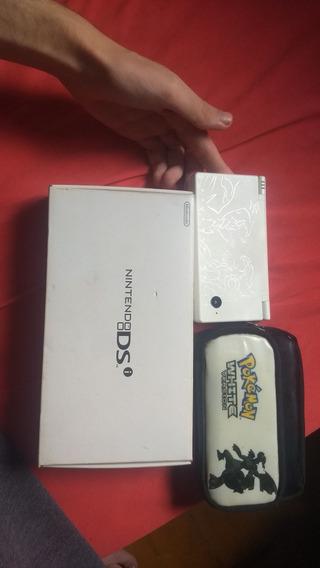 Nintendo Ds Edição Especial Do Pokemon White
