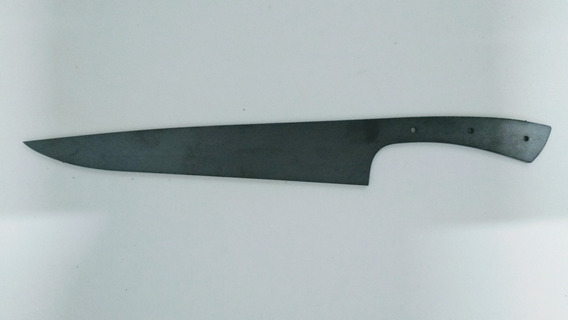 Lamina Pront Cutelaria Aço 1070 3mm Espessura 10 Full Tang