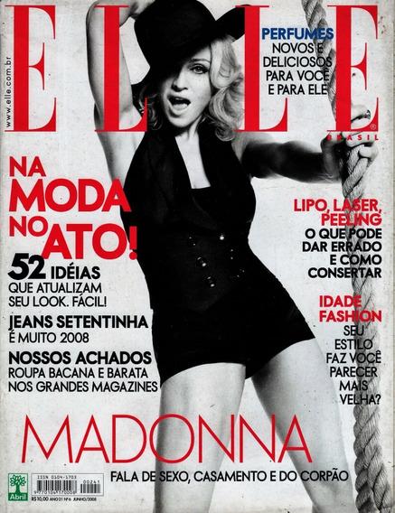 Elle Brasil Nº 241 - Madonna