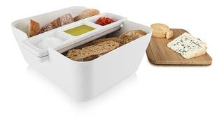Set De Picadas Bowl Dipera Bread & Dip Vacuvin Original