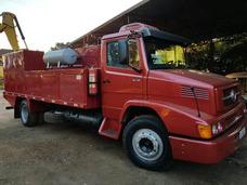 Mercedes-bens 1618 4x2 Ano 1996 Comboio Gascom 5.000l