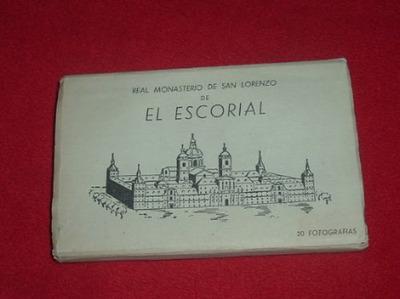 Postales Del Real Monasterio De San Lorenzo