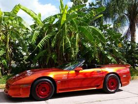 Clasico Convertible 1986 Corvette Sss 500 H.p. Pace Car