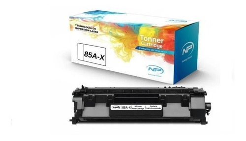 Toner 85a-x Compatible Para Hp Ce285a Extra Rendimiento