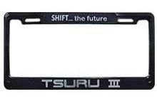 Marcos Para Placa Nissan Shift The Future Tsuru Negro Jgo