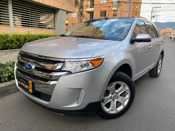 Ford Edge Limited 3.500cc A/t 8ab 4x4 Fe Sun Roof 2013