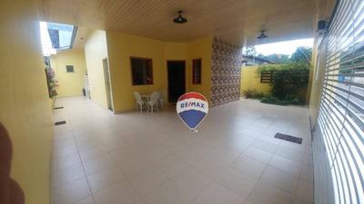 Casa Com 2 Dormitórios, 90 M² - Atalaia - Ananindeua/pa - Ca0176