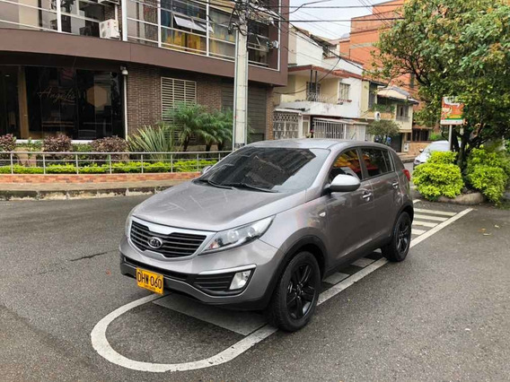 Kia New Sportage 2012 Full