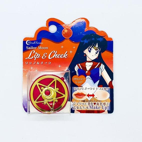 Sailor Moon Lip Balm - Basamo Labial + Rubor