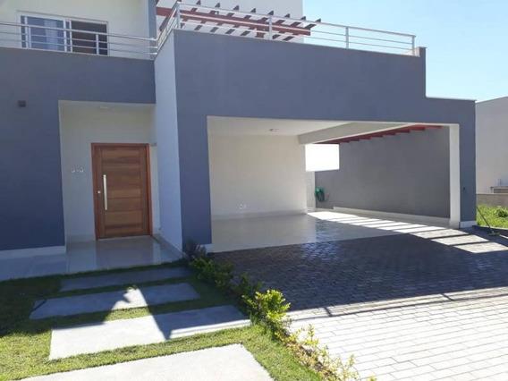Casa Em Condomínio Para Venda Em Bragança Paulista, Villa Real De Bragança, 3 Dormitórios, 3 Suítes, 4 Banheiros, 2 Vagas - 5919