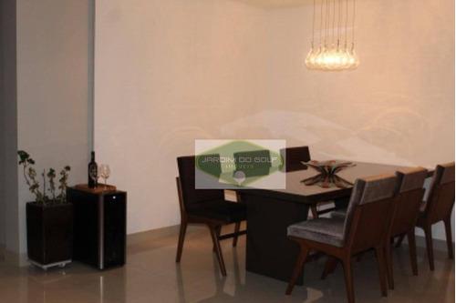 Apartamento À Venda, 105 M² Por R$ 1.128.000,00 - Granja Julieta - São Paulo/sp - Ap2275
