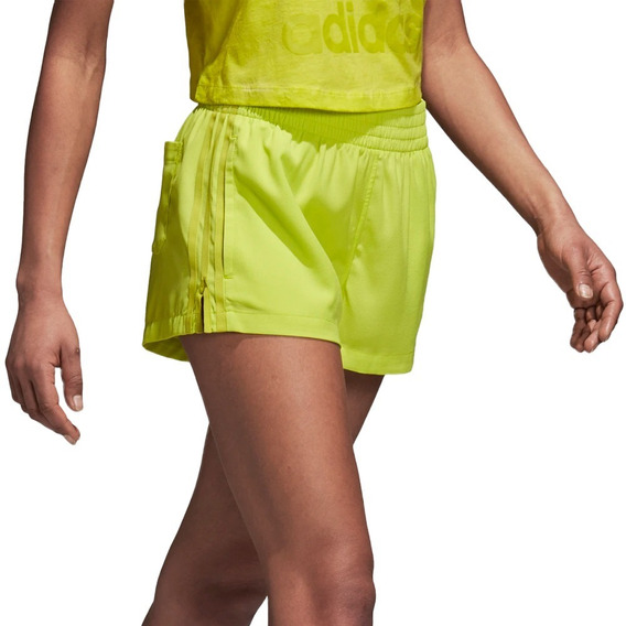 Short Atletico Originals Highwaist Mujer adidas Du8494