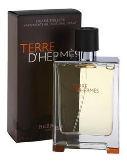 Terre D Hermes 100ml Caballero Original