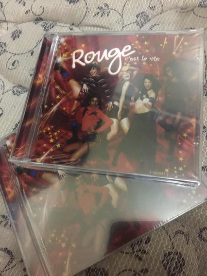 Rouge - Cest Lá Vie (lacrado) Cd