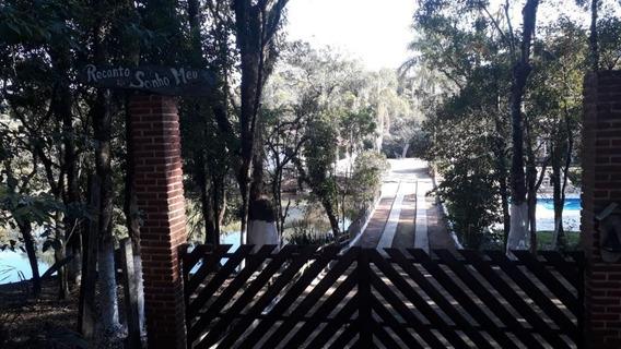 Chácara Rural À Venda, São Miguel Arcanjo. - Ch0018
