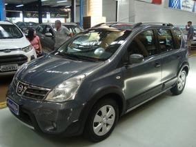 Nissan Livina Sl X-gear 1.8 Flex 2013 Automática (completa)