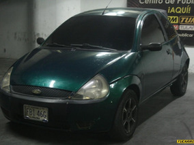 Ford Ka Coupe