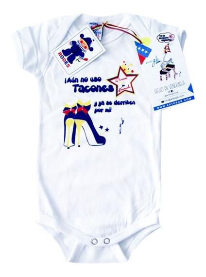 Body Tricolor Venezuela 100% Algodón Oferta $7
