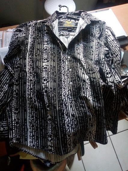 Camisa Avirex Hombre Nueva Talla L
