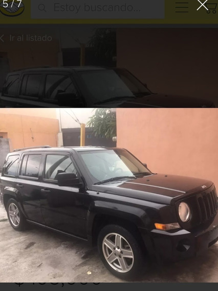 Jeep Patriot Base X 5vel Aa Abs Ba 4x2 Mt