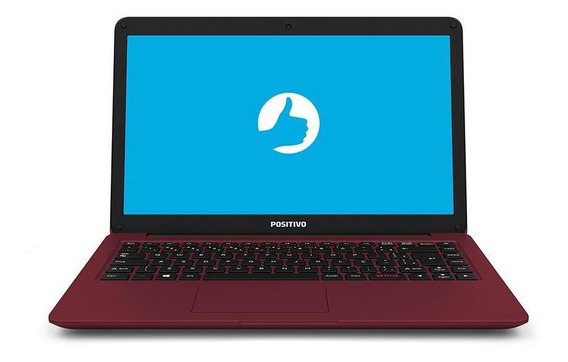Notebook Positivo Motion Red Q464a 4gb 64gb 14 Hd W10 Ver