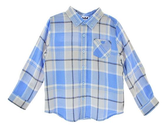 Camisas Niño Cuadros Epk