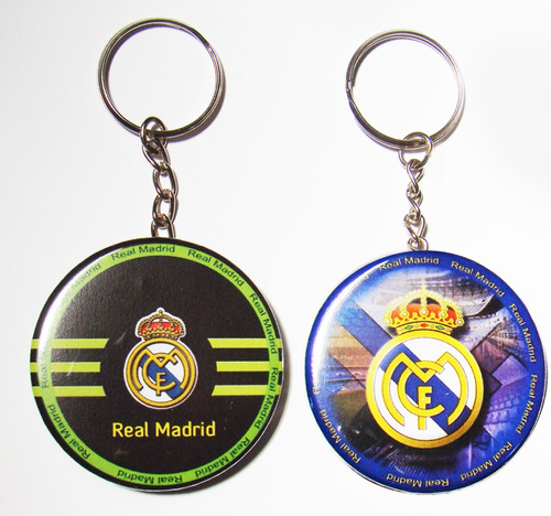 Llavero Destapador, Barcelona, Real Madrid Y Liga Europea