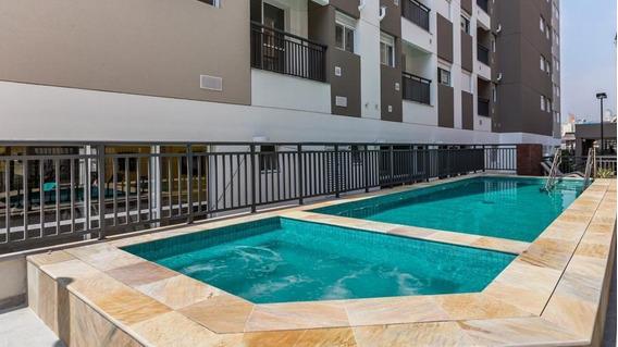 Apartamento Para Venda Em São Paulo, Liberdade, 2 Dormitórios, 1 Suíte, 2 Banheiros, 1 Vaga - 1479_2-875268