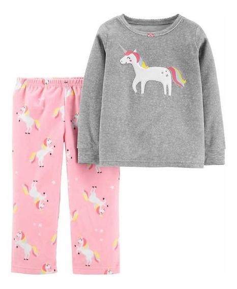 Pijama Hermosa De Niña O De Niño Muy Calientita Carter¨s