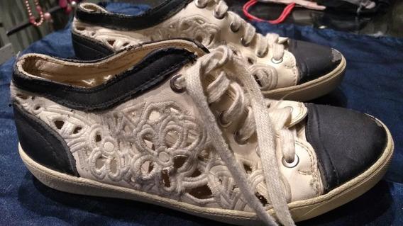 Zapatillas Importadas Caladas Nro 36