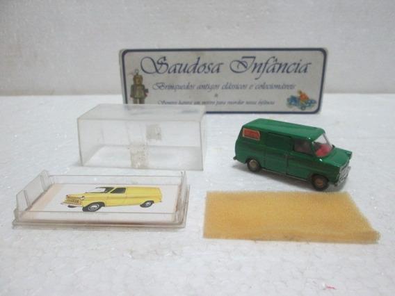 Furgão Ford Transit Brinquedos Rei Ver Fotos