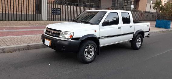 Doble Cabina 4x4 Diesel