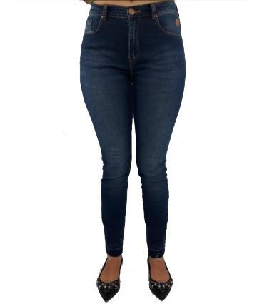 Calça Jeans Cavalera Skinny Feminina Azul