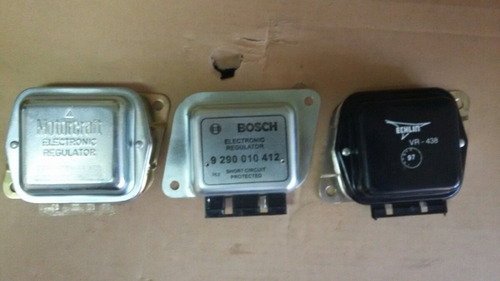 Regulador Alternador Ford Originales Importados
