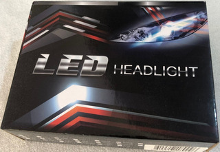 2x H11 Luces Bajas Led De Doble Color - Led Headlight