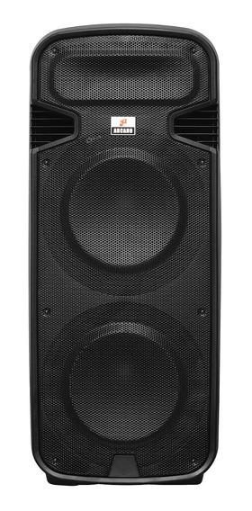 Caixa De Som Amplificador Duplo Arcano Duo-15 Couple 480w
