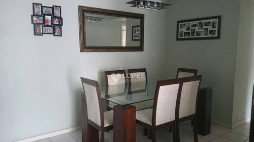 Apartamento À Venda, 80 M² Por R$ 425.000,00 - Icaraí - Niterói/rj - Ap36931